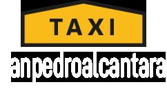 Taxi San Pedro Alcántara – Taxi Guadalmina Logo